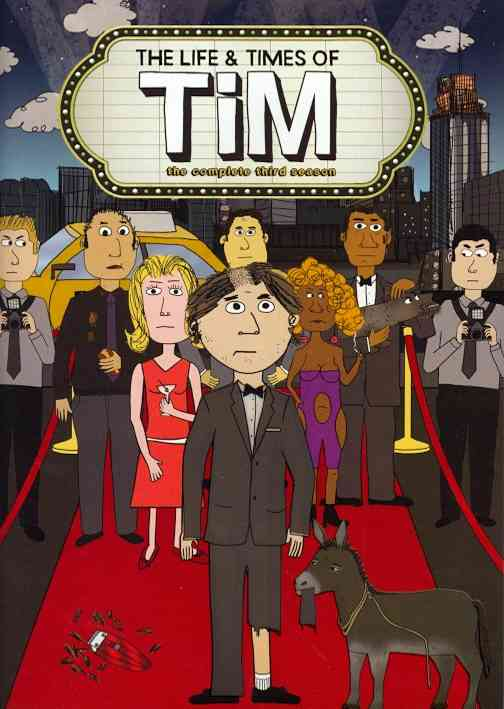 LIFE & TIMES OF TIM:COMPLETE SSN3 BY LIFE & TIMES OF TIM (DVD)